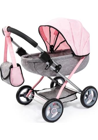 Bayer Puppenwagen »Cosy, grau« kaufen