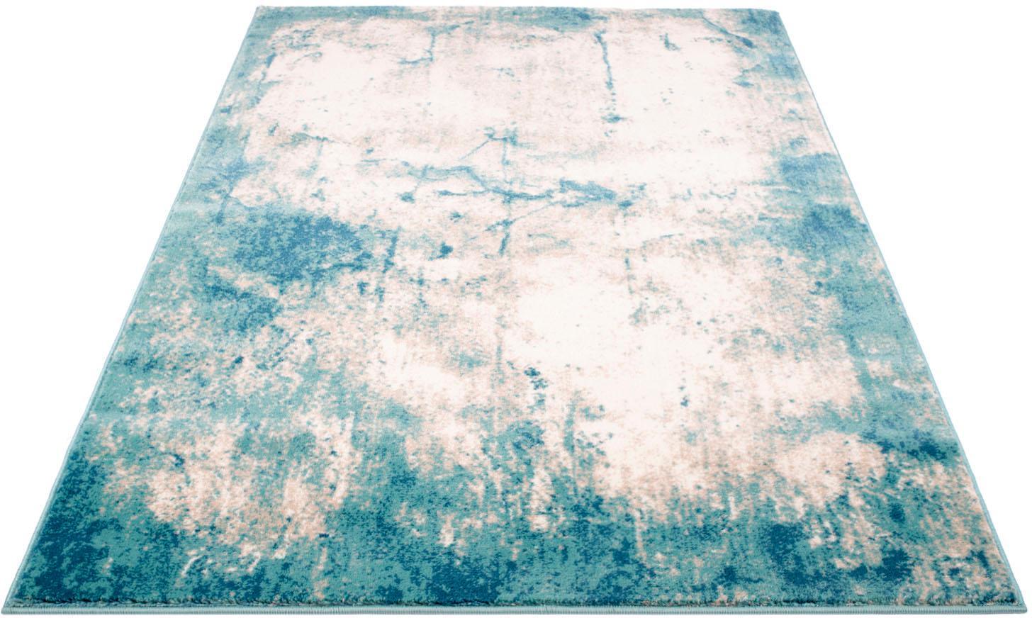 Teppich Inspiration 7690 Carpet City rechteckig Höhe 11 mm maschinell gewebt