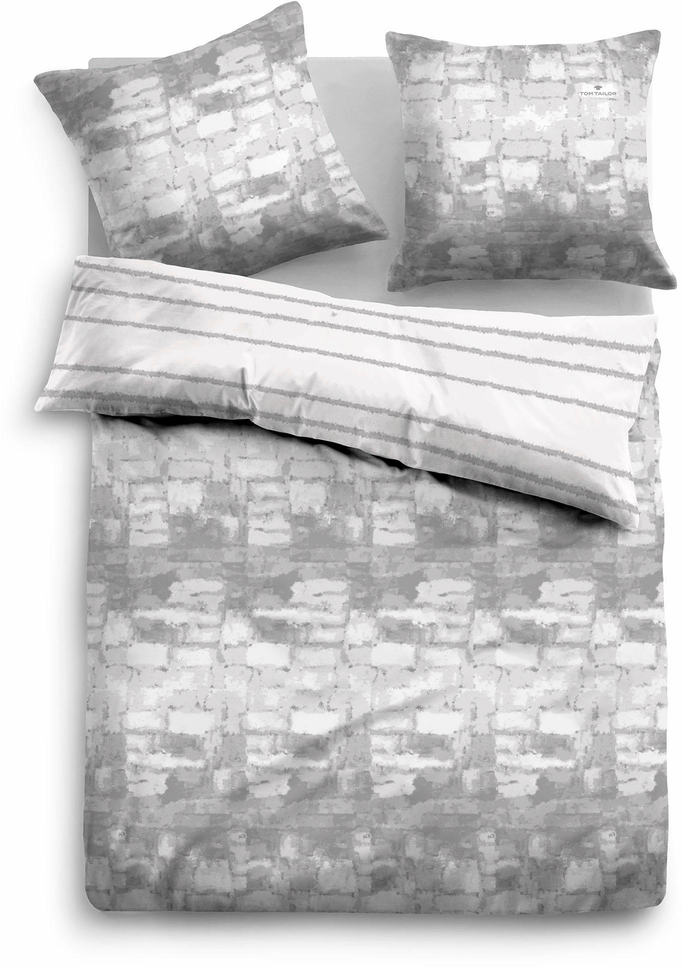 bettw sche tommi tom tailor auf rechnung baur. Black Bedroom Furniture Sets. Home Design Ideas