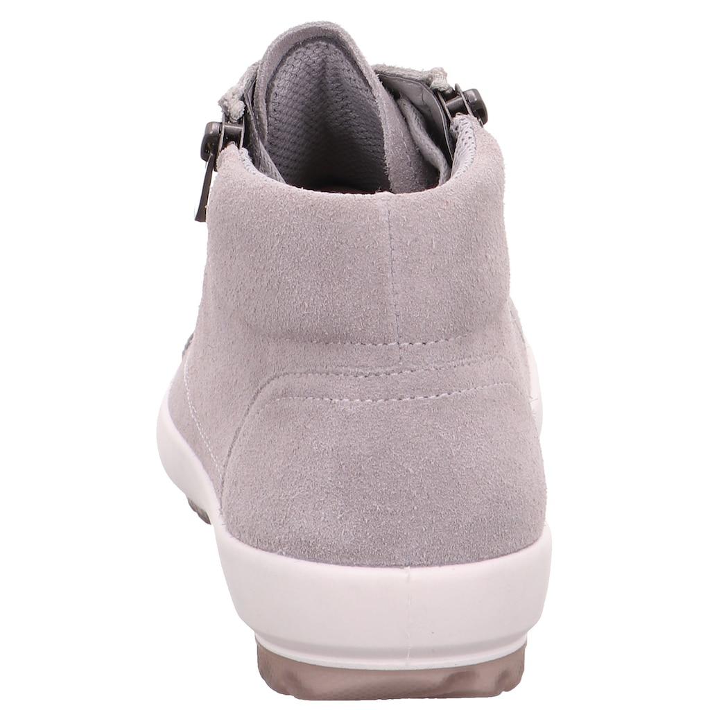 Legero Sneaker »Tanaro 4.0«, mit zusätzlichen Reißverschlüssen