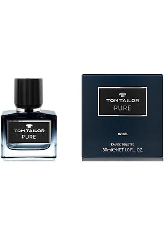 TOM TAILOR Eau de Toilette »Pure for him« kaufen