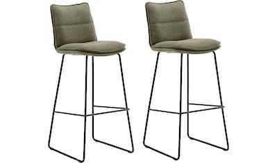 MCA furniture Barhocker »Hampton« (Set, 2 Stück, 2 - er) kaufen