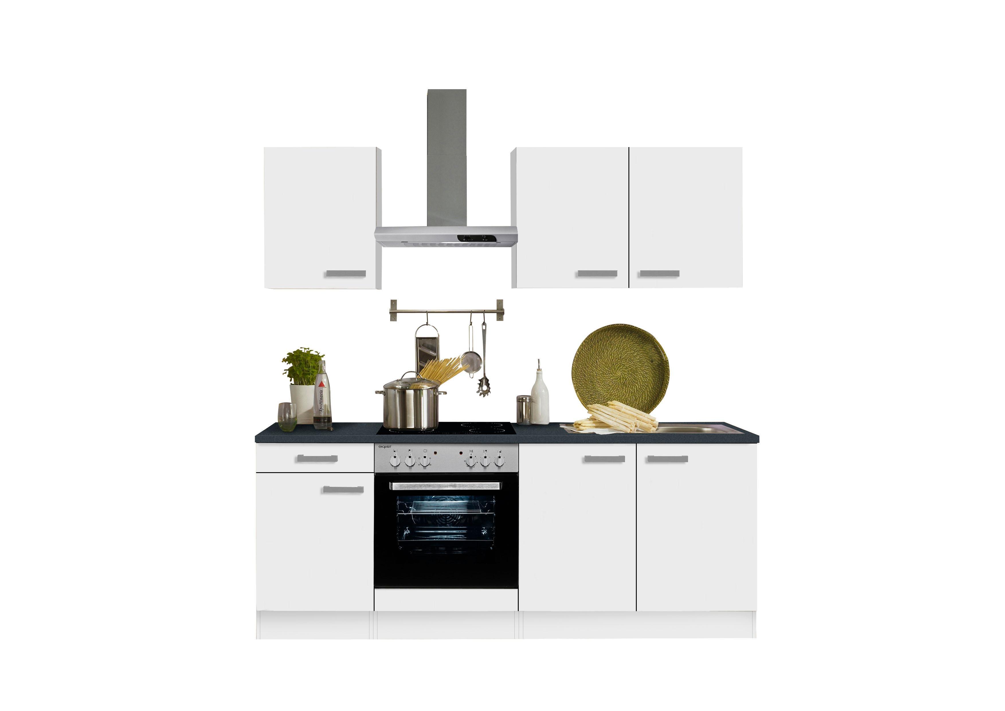 OPTIFIT Küchenzeile Odense | Küche und Esszimmer > Küchen > Küchenzeilen | Weiß | Optifit