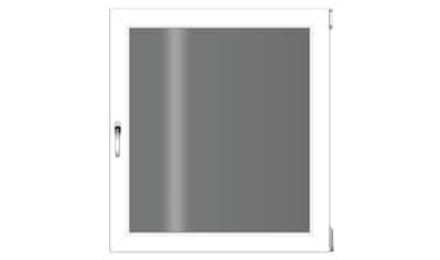 RORO TÜREN & FENSTER Kunststoff - Fenster BxH: 50x60 cm, ohne Griff kaufen