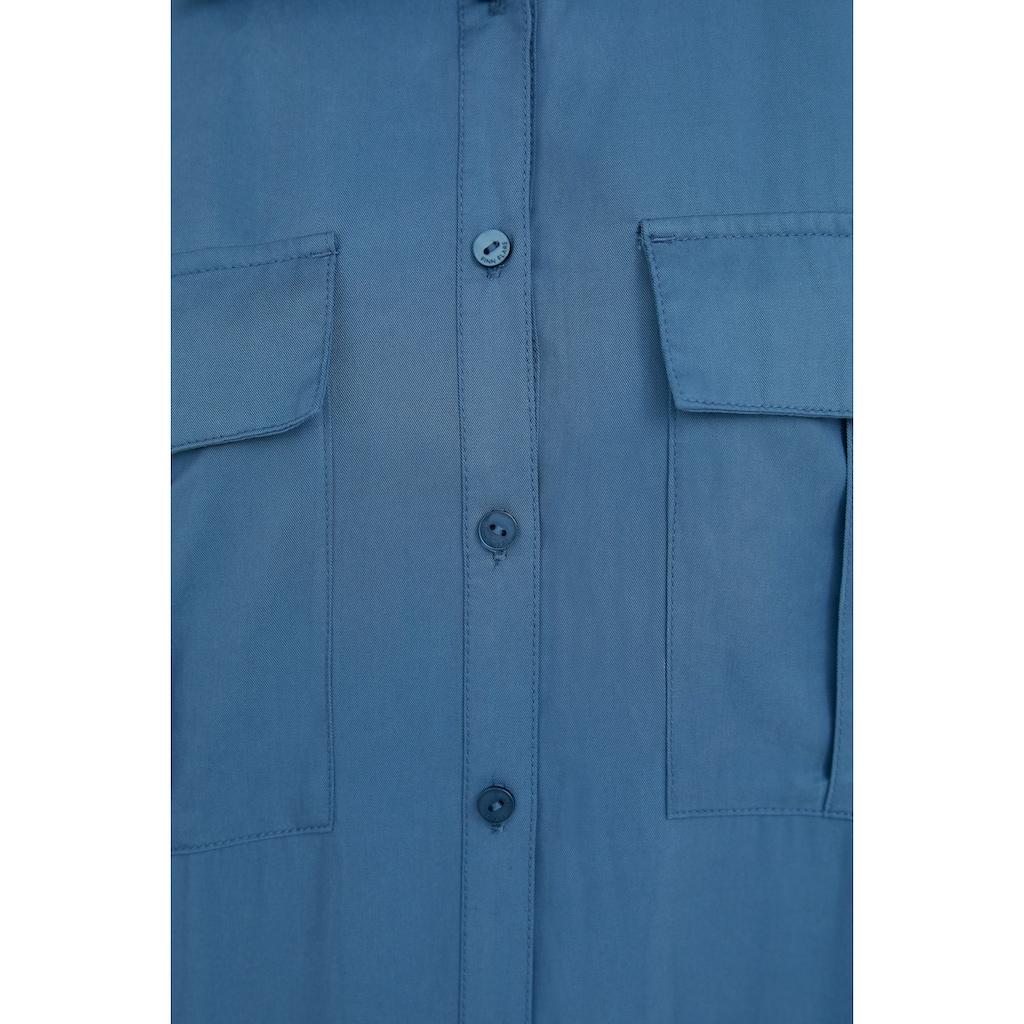 Finn Flare Jerseykleid, in Maxilänge
