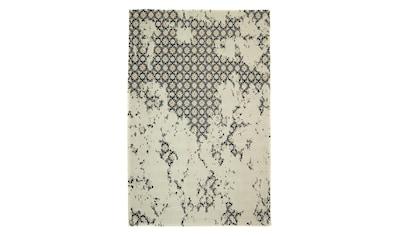 morgenland Teppich »VINTAGE COMET«, rechteckig, 6 mm Höhe, Kurzflor, Viskose, Shabby,... kaufen