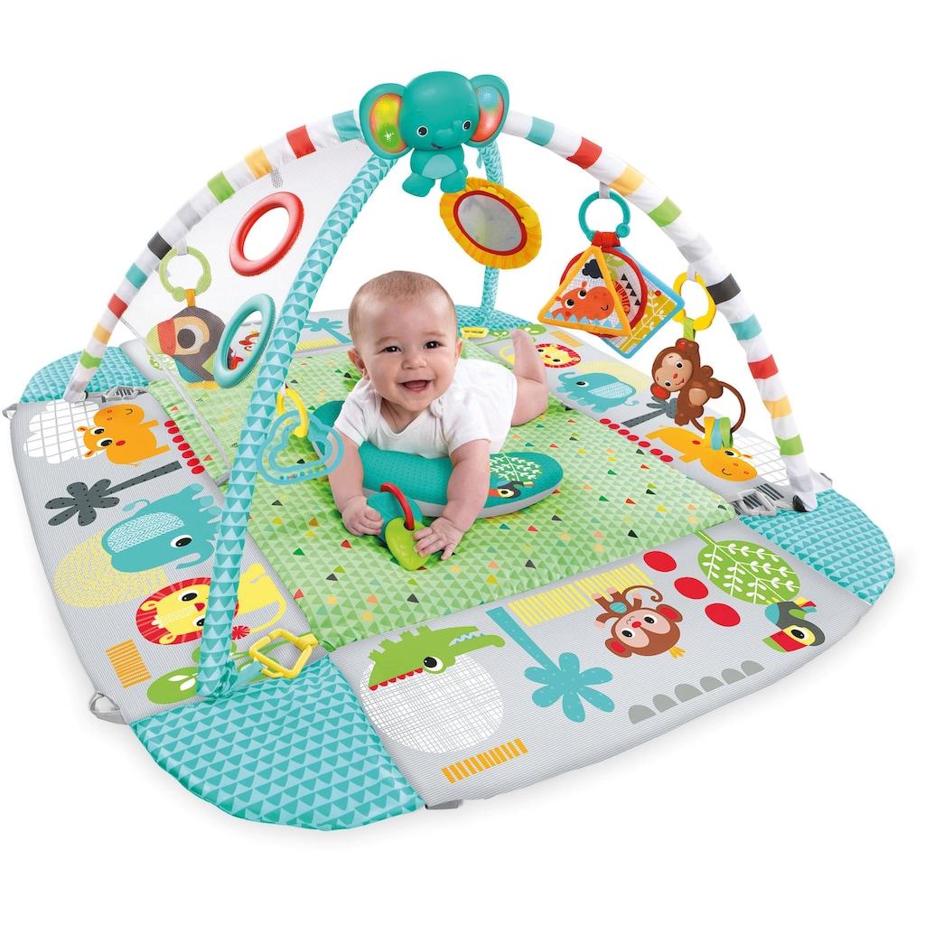 Bright Starts Baby Gym »5-in-1 Spielcenter«, mit Spieldecke