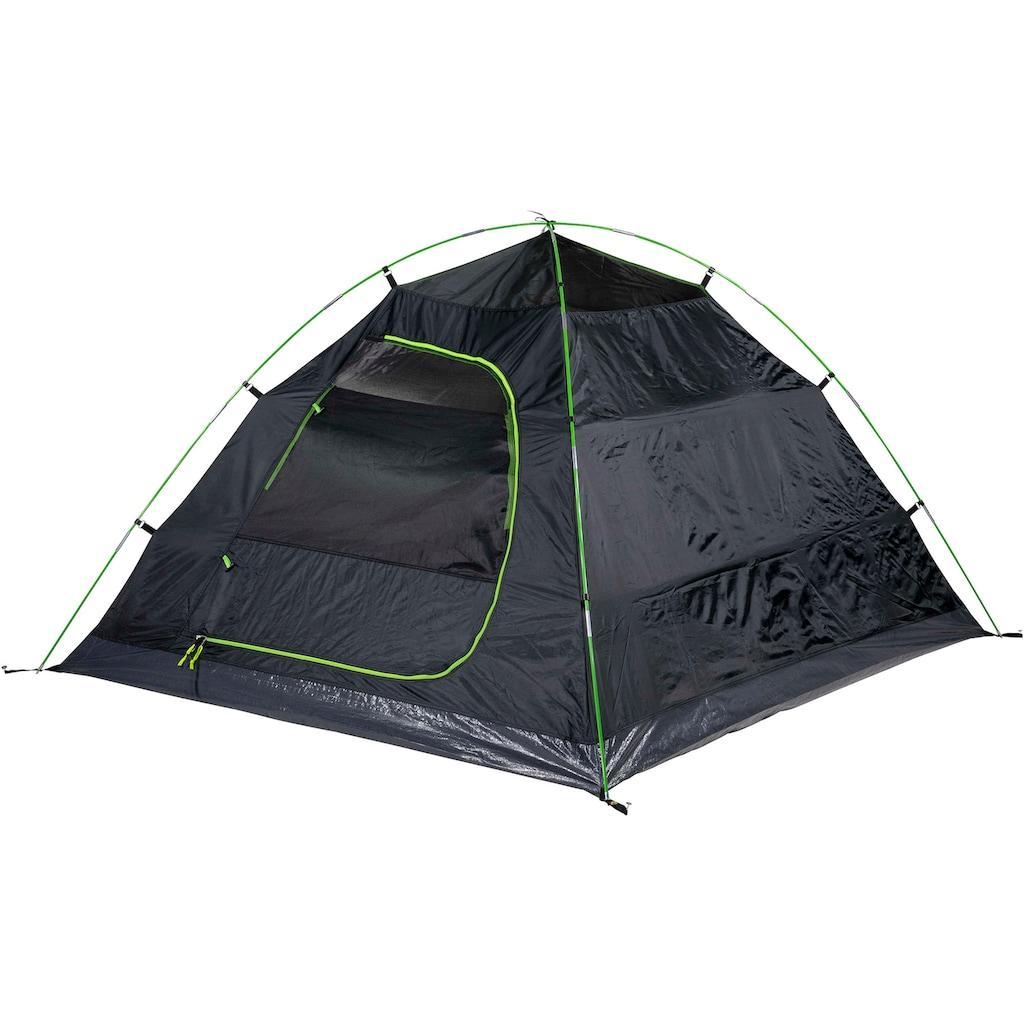 High Peak Kuppelzelt »Zelt Nevada 4.0«, 4 Personen, (mit Transporttasche)
