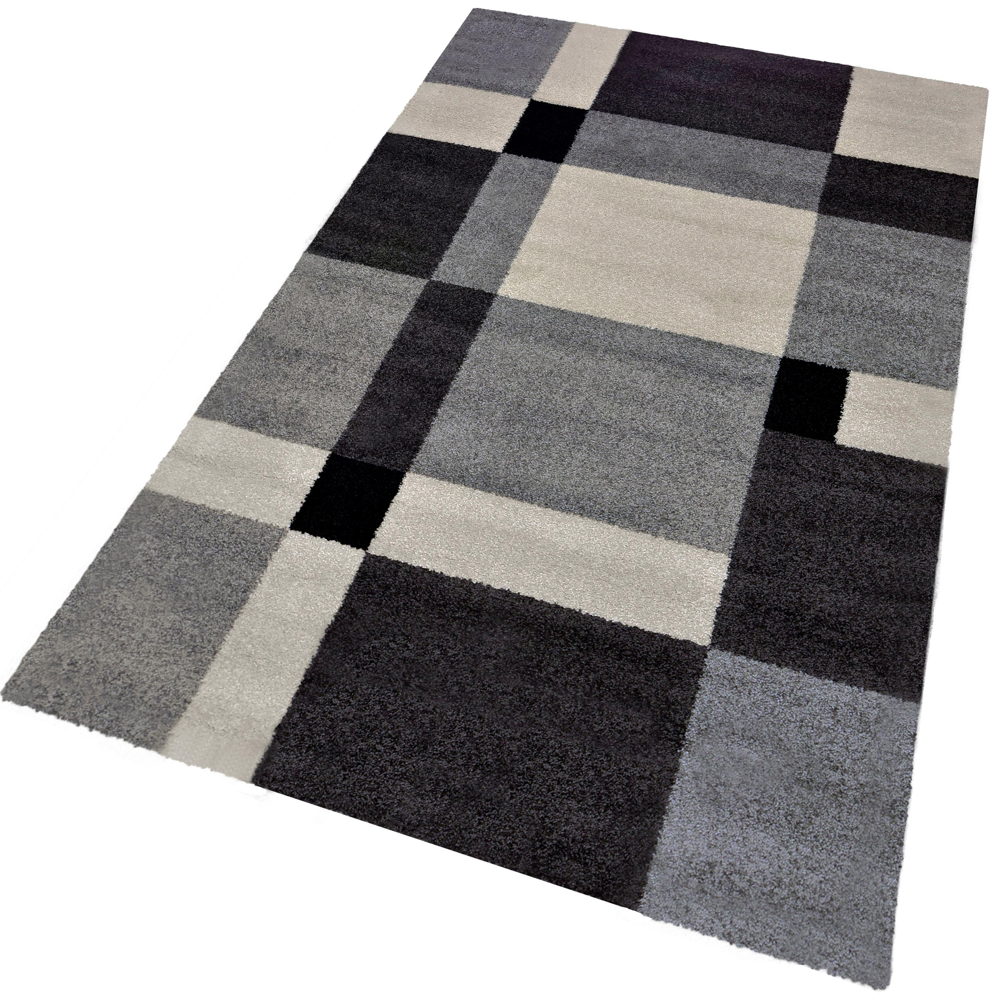 Teppich Casa 853 merinos rechteckig Höhe 18 mm maschinell gewebt