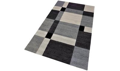 Teppich, »Casa 853«, merinos, rechteckig, Höhe 18 mm, maschinell gewebt kaufen