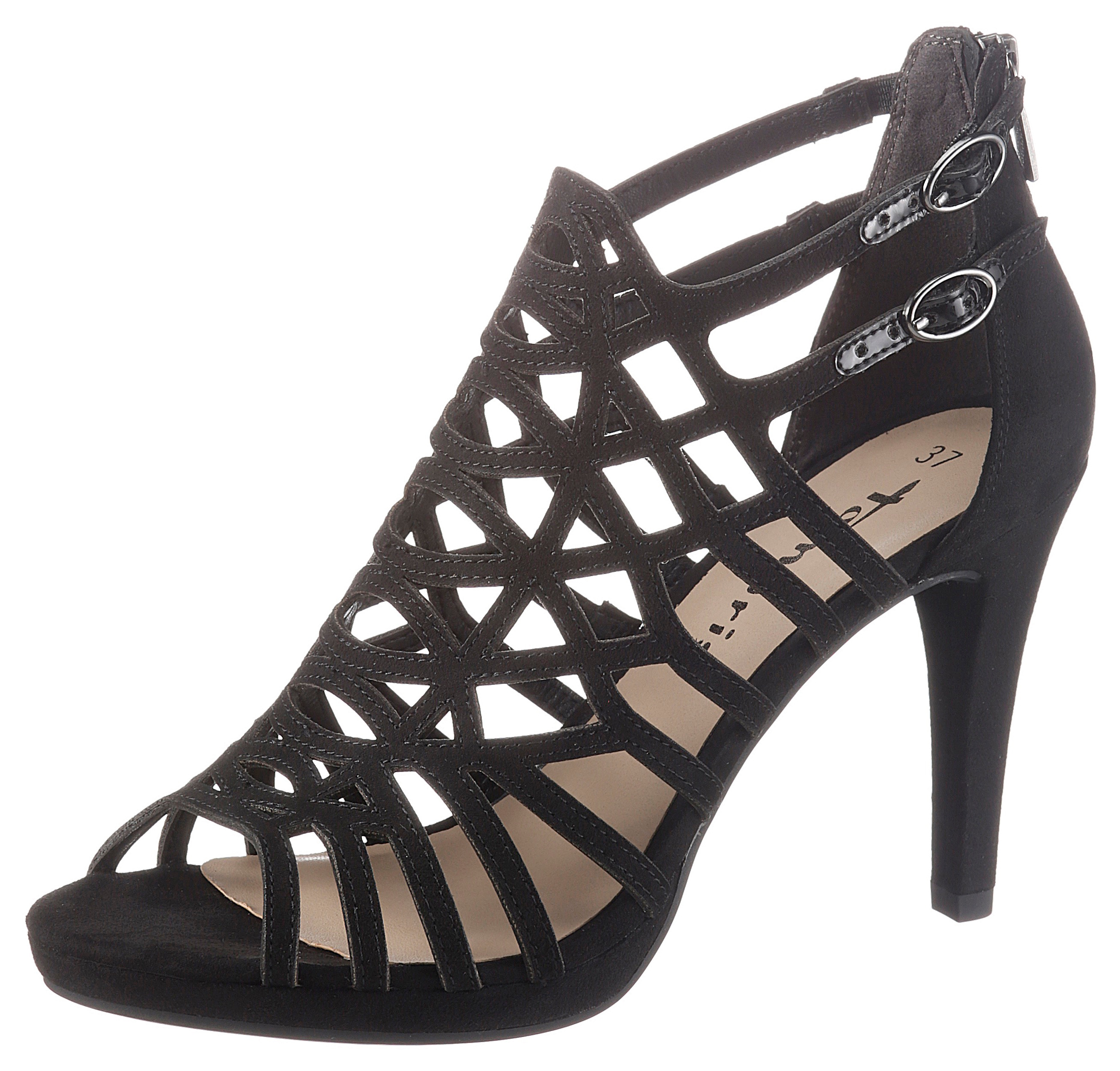 tamaris -  High-Heel-Sandalette MYGGIA, im femininen Look