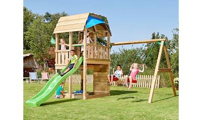 Jungle Gym Spielturm »Jungle Barn«, BxTxH: 423x497x320 cm kaufen