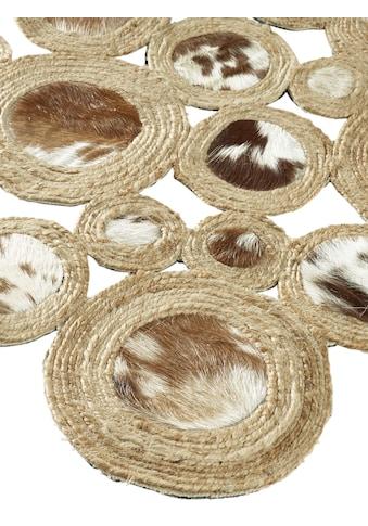 Teppich echtes Kuhfell kaufen