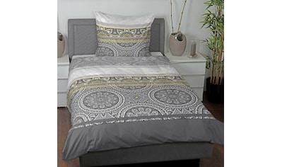 TRAUMSCHLAF Bettwäsche »Bo«, orientalisches Design mit seidigem Glanz kaufen