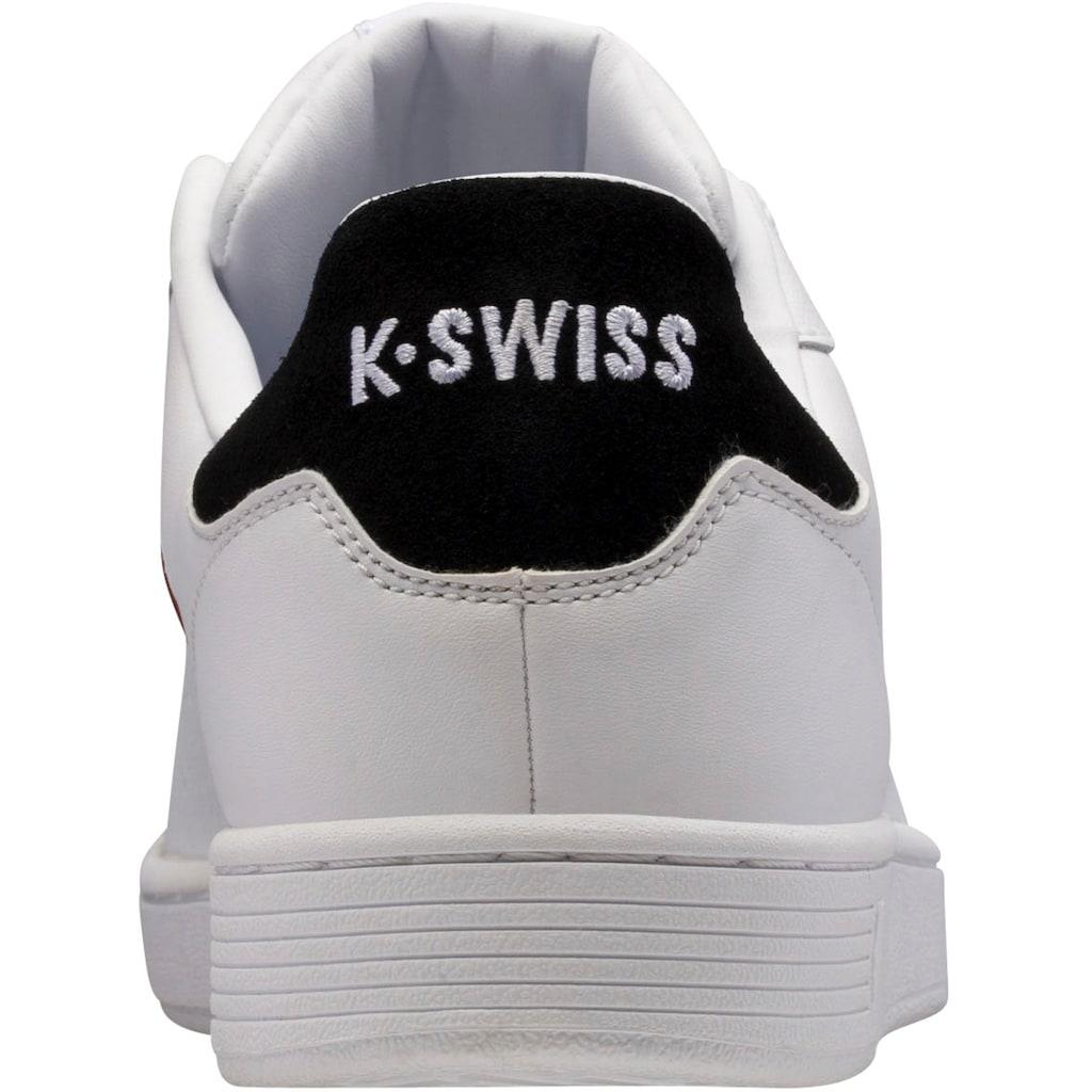 K-Swiss Sneaker »Clean Court II CMF«