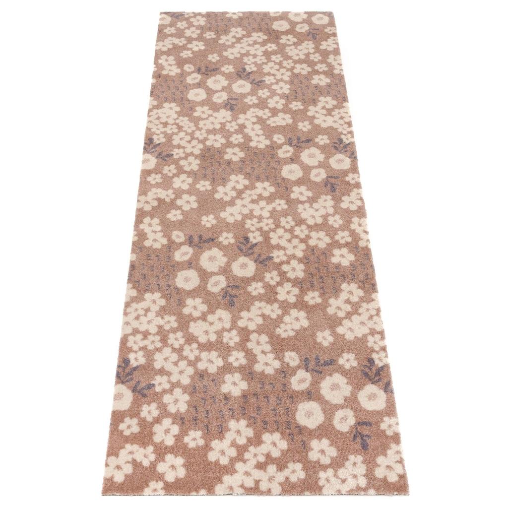 ELLE Decor Läufer »Dulce«, rechteckig, 7 mm Höhe, waschbarer Teppichläufer, rutschhemmend