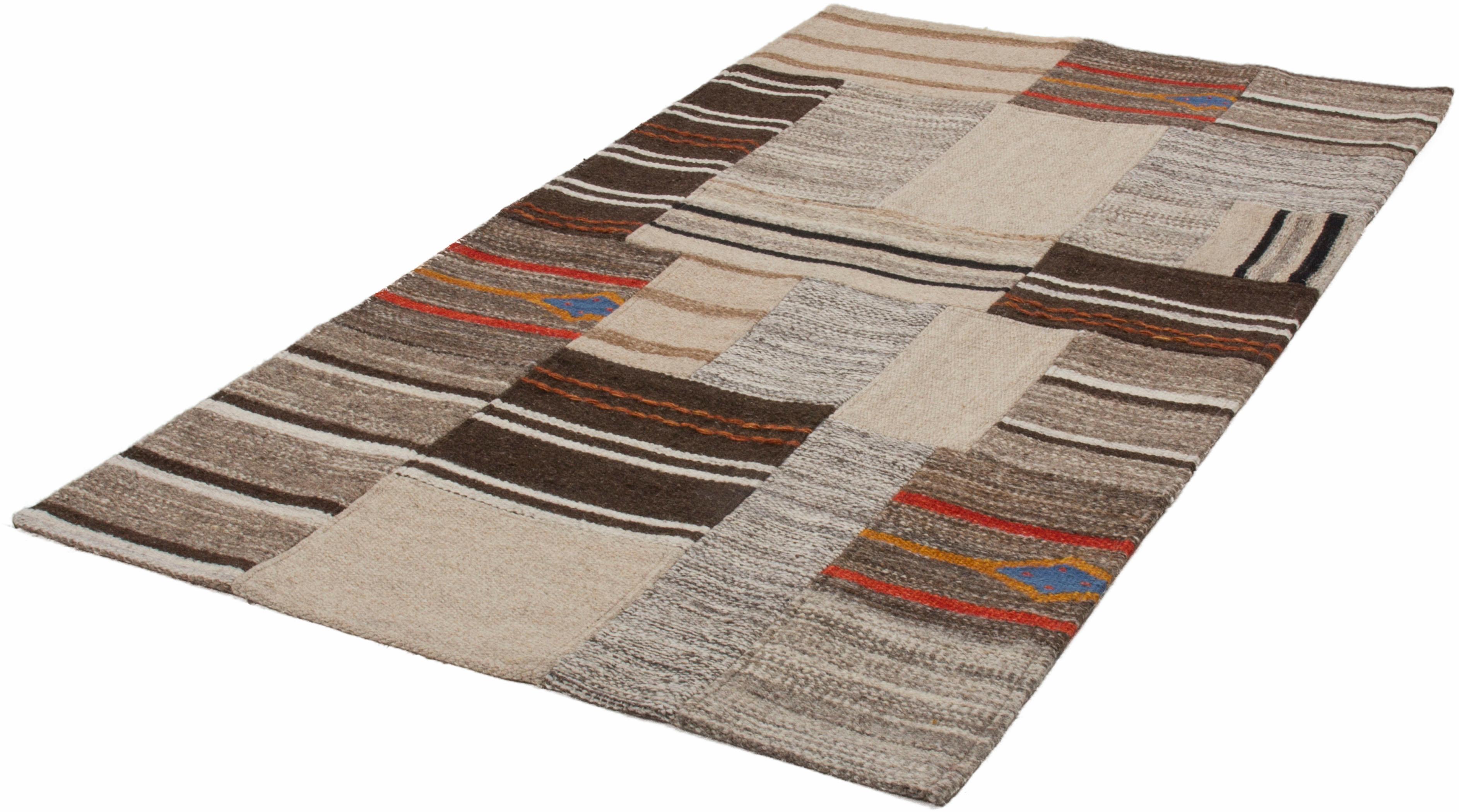 Teppich Radical 220 Kayoom rechteckig Höhe 12 mm handgewebt