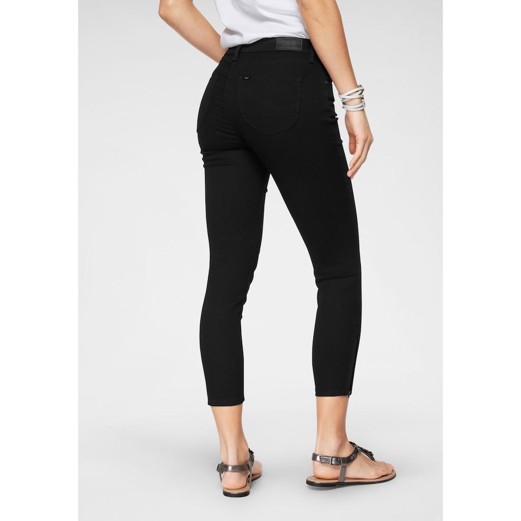 Lee® Skinny-fit-Jeans »Scarlett cropped«, in verkürzter 7/8 - Form