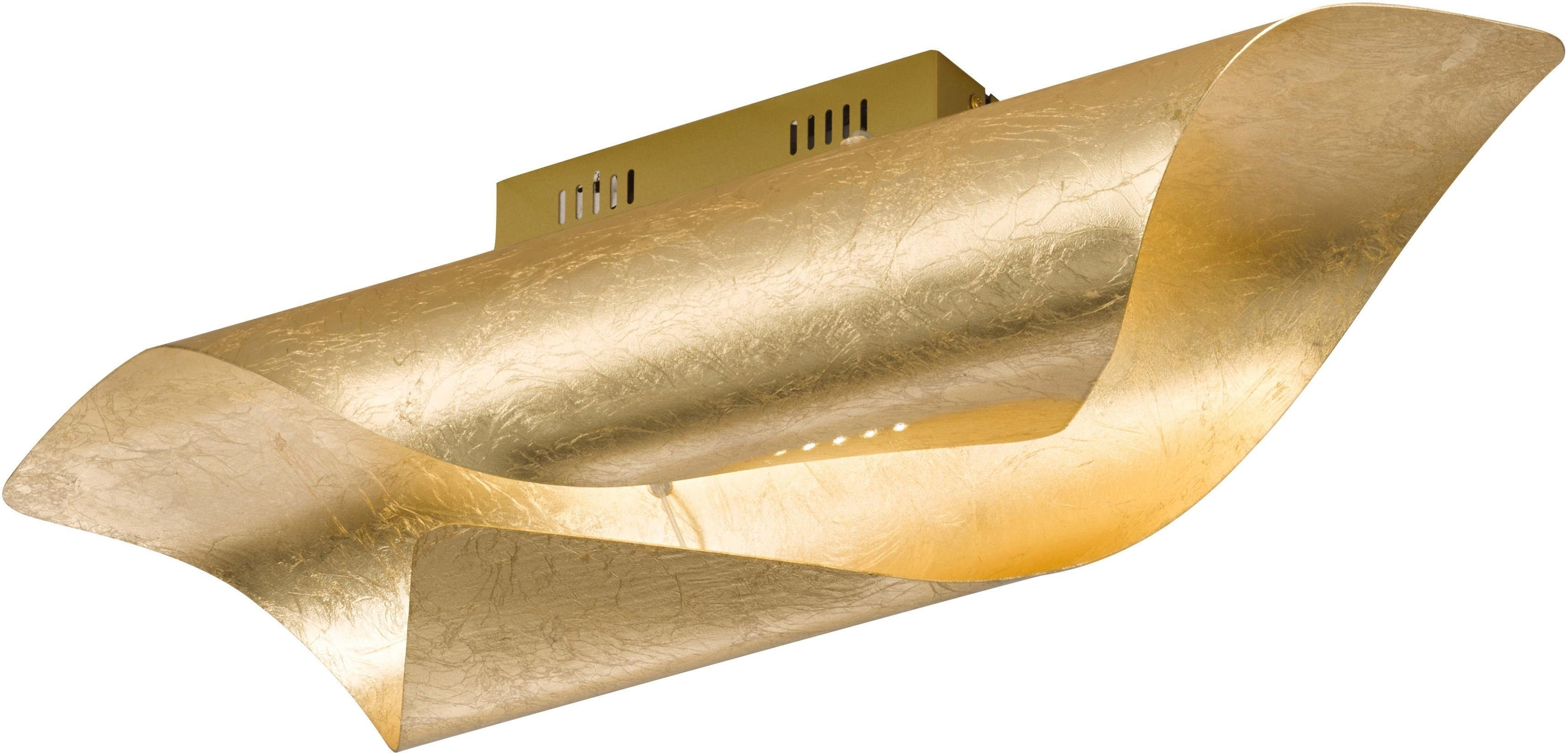 WOFI Deckenleuchte SAFIRA, LED-Board, Warmweiß, Deckenlampe
