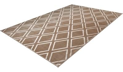 Leonique Teppich »Ledion«, rechteckig, 7 mm Höhe, Wohnzimmer kaufen