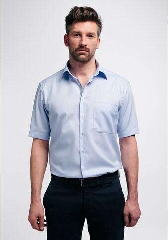 Eterna Businesshemd »COMFORT FIT«, strukturierte Kurzarmhemd kaufen