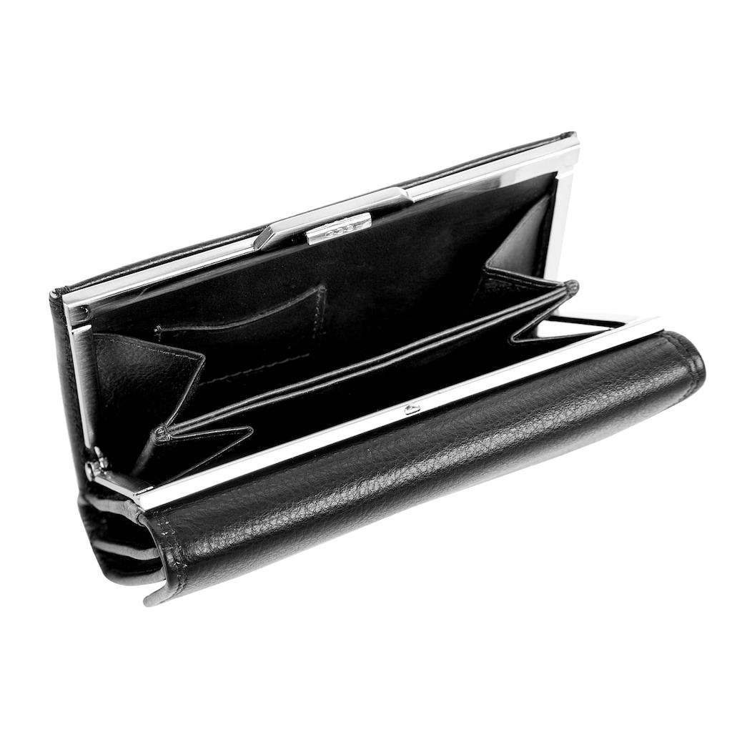 BODENSCHATZ Geldbörse »KINGS NAPPA«, 2fach klappbar
