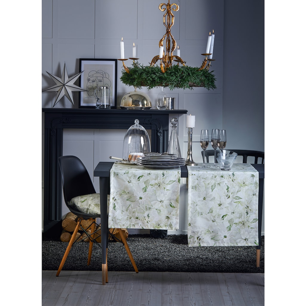 APELT Tischläufer »3614 Winterwelt«, (1 St.), Digitaldruck