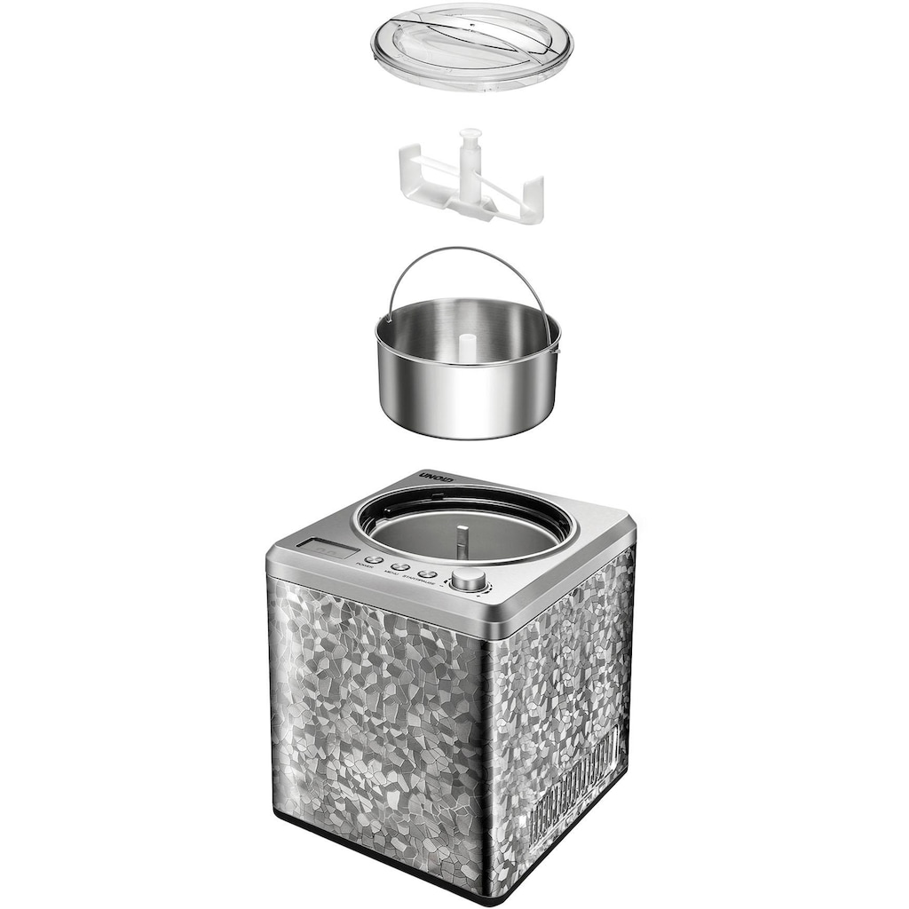 Unold Eismaschine »Profi 48870«, 2 l, 180 W