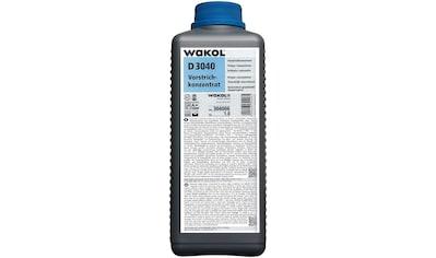 Vorstrichgrund »WAKOL D 3040«, Vorstrichskonzentrat, 1 l kaufen