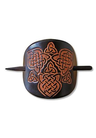 Adelia´s Haarspange »Keltische Leder Haarspange« kaufen
