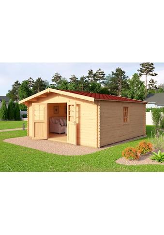 Nordic Holz Gartenhaus »Nienstedten 3« kaufen