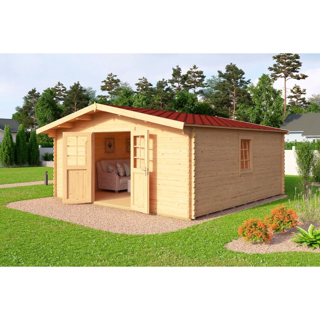 Nordic Holz Gartenhaus »Nienstedten 3«