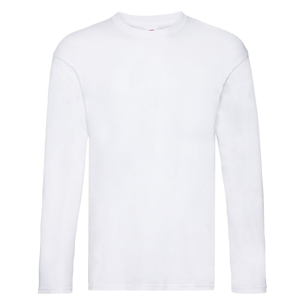 Fruit of the Loom T-Shirt »Herren Original, langärmlig«