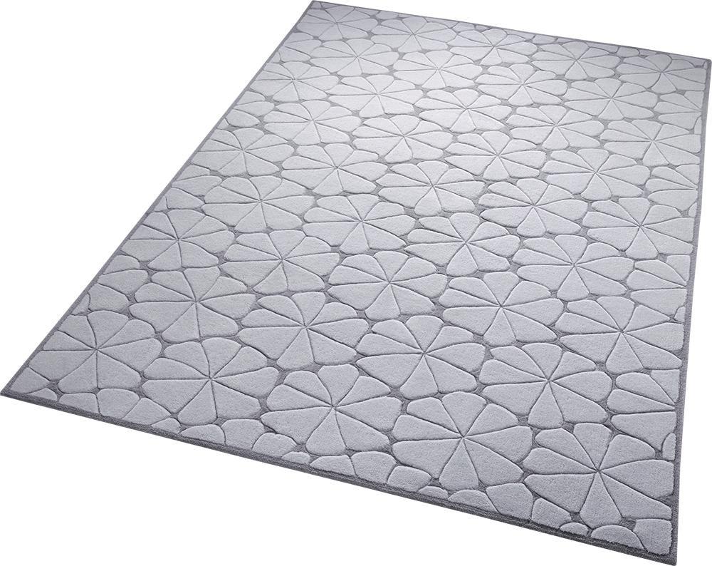 Teppich Urbania Esprit rechteckig Höhe 12 mm handgetuftet