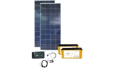 Phaesun Solarmodul »Energy Generation Kit Solar Rise«, 165 W kaufen