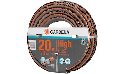 """GARDENA Gartenschlauch »Comfort HighFLEX, 18063 - 20«, 13 mm (1/2""""), 20 Meter kaufen"""