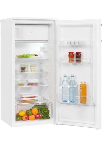 exquisit Kühlschrank »KS185-3-H-040F weiss« kaufen