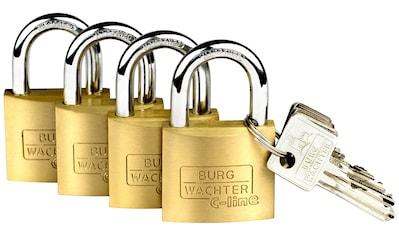 Burg Wächter Vorhängeschloss »Quadro 222 40 SB« kaufen