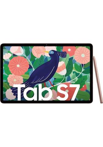 Samsung Tablet »Galaxy Tab S7« kaufen