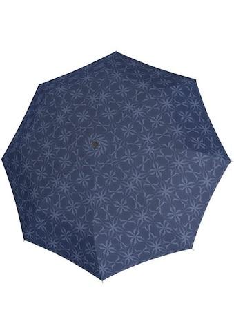 """doppler® Stockregenschirm """"Carbonsteel Long Automatic Bloom, dunkelblau"""" kaufen"""