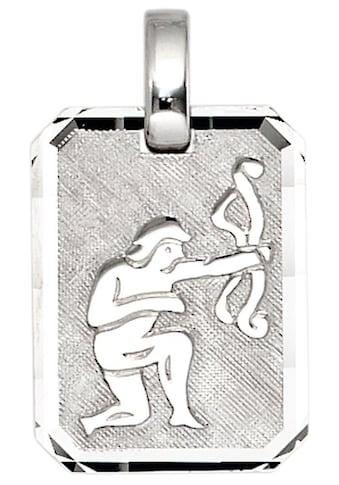 JOBO Sternzeichenanhänger, Sternzeichen Schütze 925 Silber kaufen