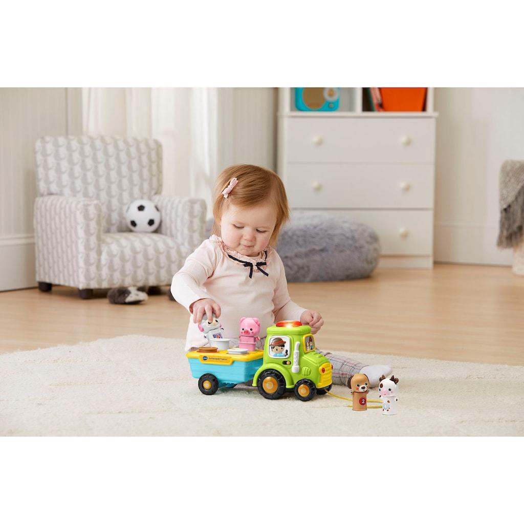 Vtech® Steckspielzeug »Sortierspaß-Traktor«, mit Sound