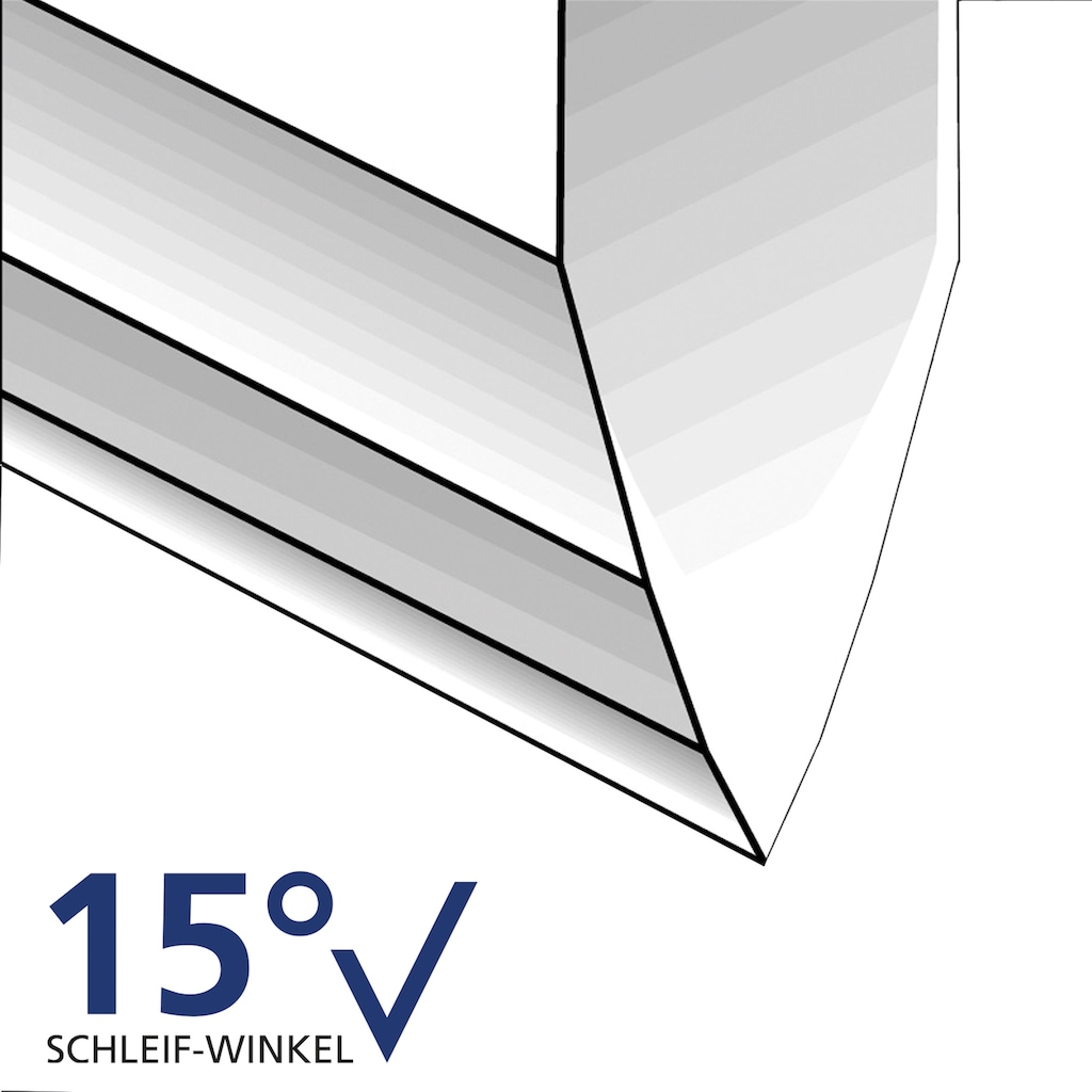 Graef Messerschärfer »Diamant CX 125«, 15° Schleifwinkel