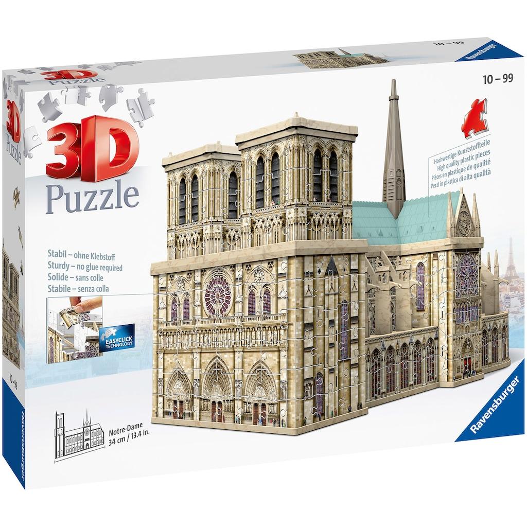 """Ravensburger 3D-Puzzle """"Notre Dame de Paris"""""""