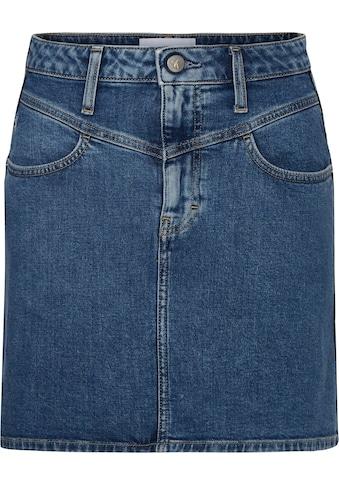 Calvin Klein Jeans Jeansrock »HIGH RISE MINI SKIRT« kaufen