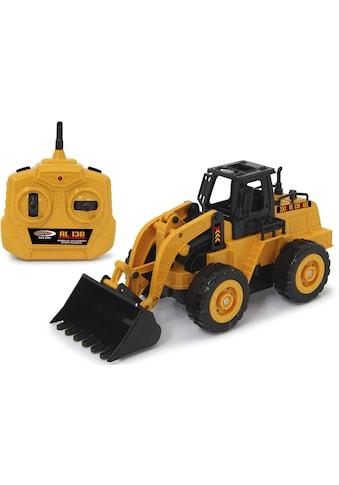 "Jamara RC - Traktor ""Radlader RL136 1:36 2,4GHz"" kaufen"