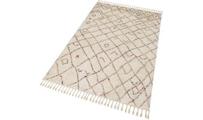SCHÖNER WOHNEN-Kollektion Hochflor-Teppich »Urban 184«, rechteckig, 30 mm Höhe, Besonders weich durch Microfaser, Wohnzimmer kaufen