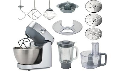 KENWOOD Küchenmaschine Prospero+ KHC29.J0SI mit großem Zubehörpaket, 1000 Watt, Schüssel 4,3 Liter kaufen