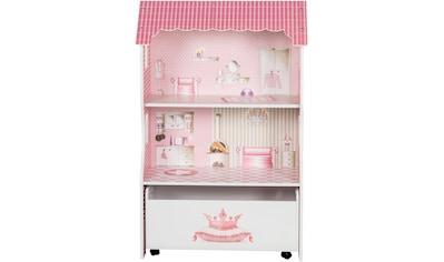 roba® Puppenhaus »Puppenvilla für Ankleidepuppen« kaufen
