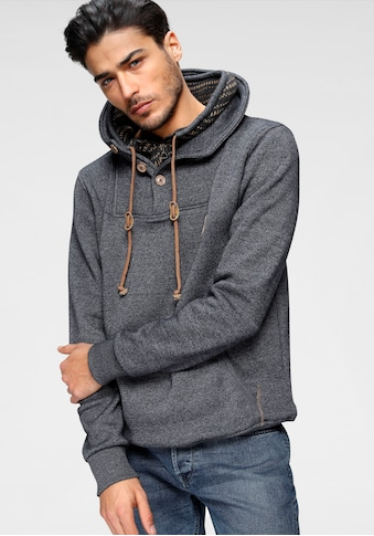 Cipo & Baxx Sweatshirt, mit Schalkragen kaufen
